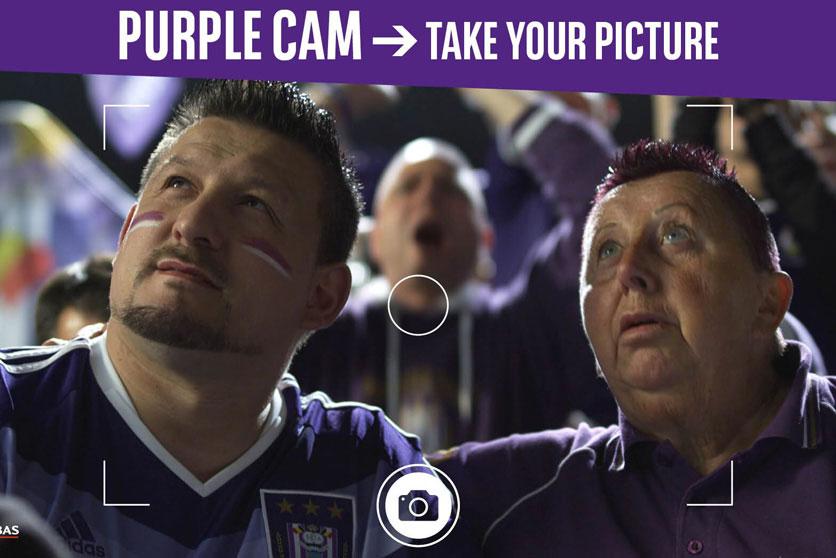 Purple Cam Visual